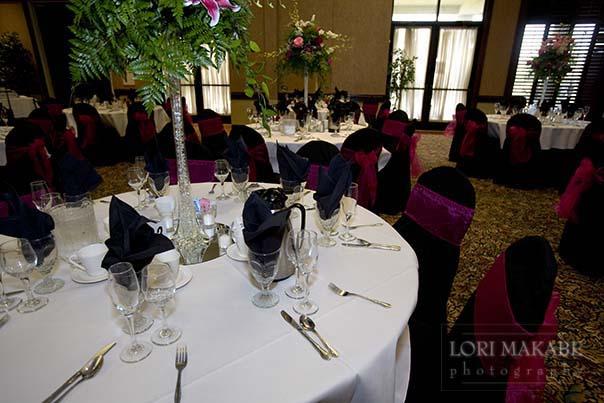 Travis Air Force Base Wedding Reception Delta Breeze Club Lori