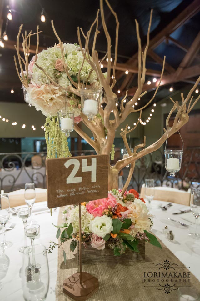 Viaggio wedding breeanna and mike married lori makabe for Exterior design lodi ca