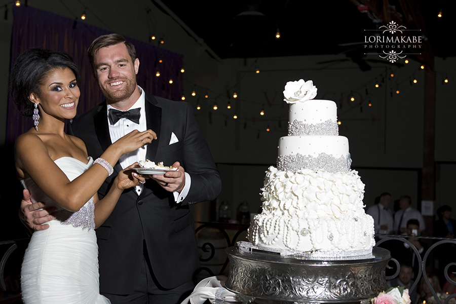 Touchdown Cheerleader And Nfl Tight End Married Lori