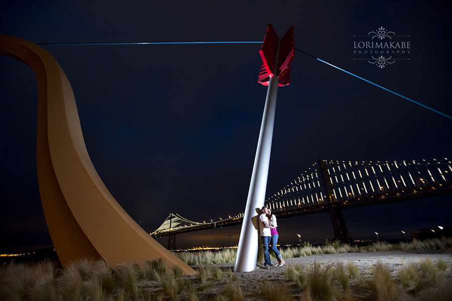 Cupids Span Engagement Photos