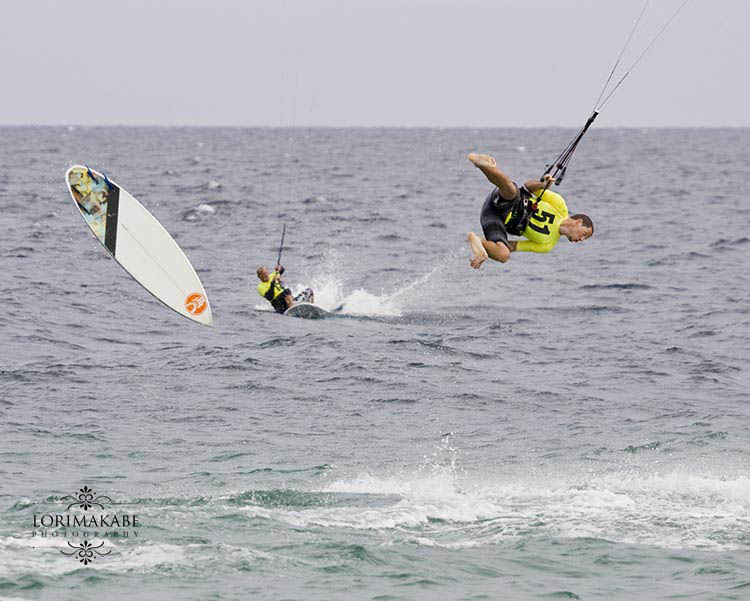 lord of the wind baja kiteboarding event in los barriles